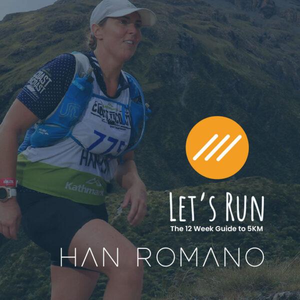 Hannah Romano running ebook
